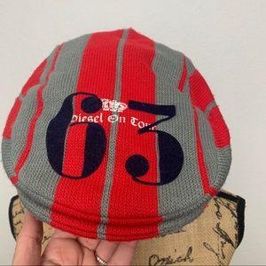 Diesel acrylic knit cap size 2 B4